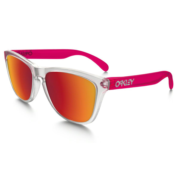 Cheap Oakley FROGSKINS® COLORBLOCK COLLECTION OO9013-B355 Men Online