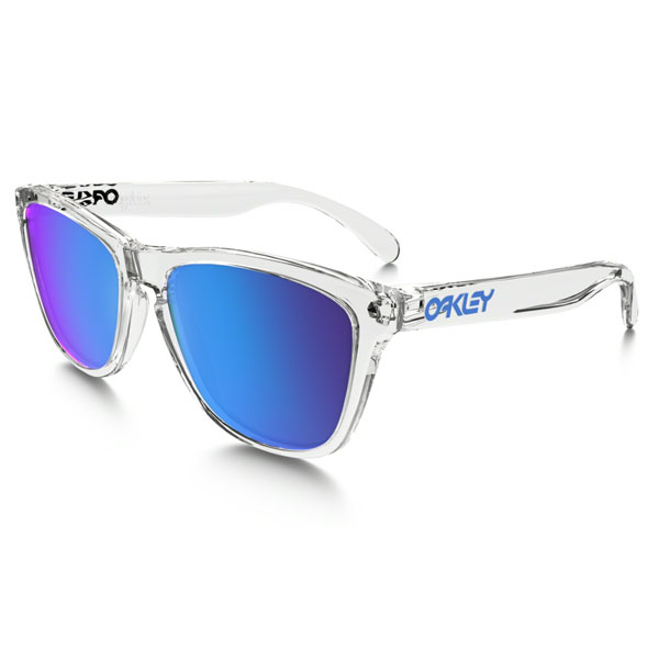 Cheap Oakley FROGSKINS® CRYSTAL COLLECTION (ASIA FIT) OO9245-41 Men Online
