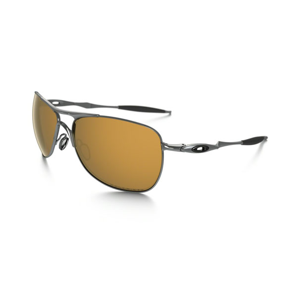 Cheap Oakley TITANIUM CROSSHAIR® POLARIZED OO6014-01 Men Online
