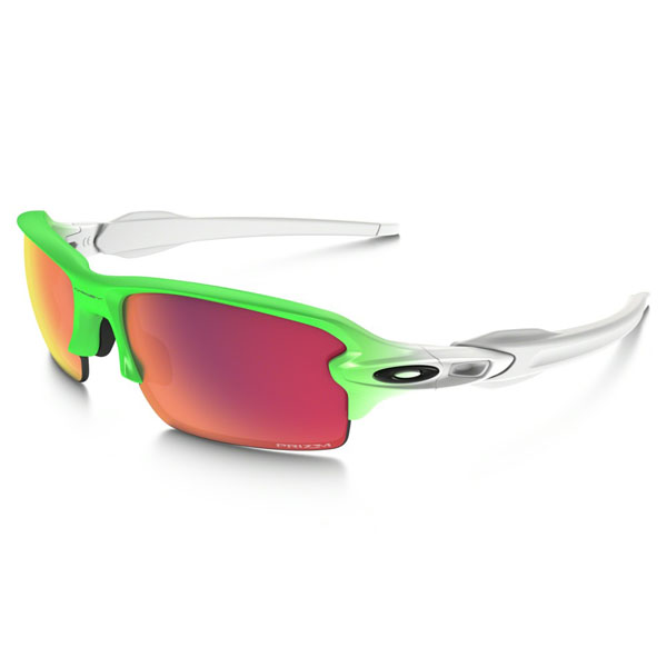 Cheap Oakley FLAK™ 2.0 PRIZM™ FIELD GREEN FADE EDITION (ASIA FIT) OO9271-13 Men Online