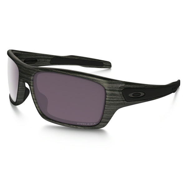 Cheap Oakley TURBINE™ PRIZM™ DAILY POLARIZED WOODGRAIN COLLECTION OO9263-34 Men Online