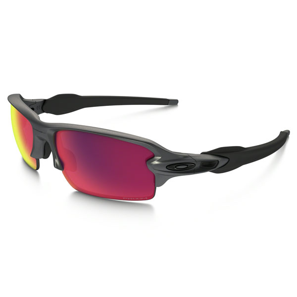Cheap Oakley FLAK™ 2.0 PRIZM™ ROAD STEEL COLLECTION (ASIA FIT) OO9271-15 Men Online
