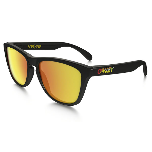 Cheap Oakley FROGSKINS® VALENTINO ROSSI SIGNATURE SERIE 24-325 Men Online