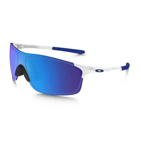 Cheap Oakley EVZERO PITCH POL WHITE W/ SAPPH IRID OO9383-0238 Men Online