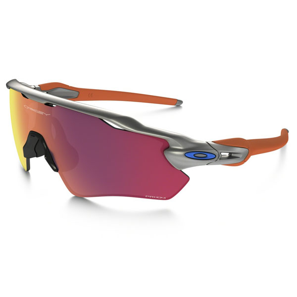 Cheap Oakley RADAR EV PATH PRIZM™ FIELD MLB COLLECTION SILVER/BLUE/ORANGE OO9208-35 Men Online