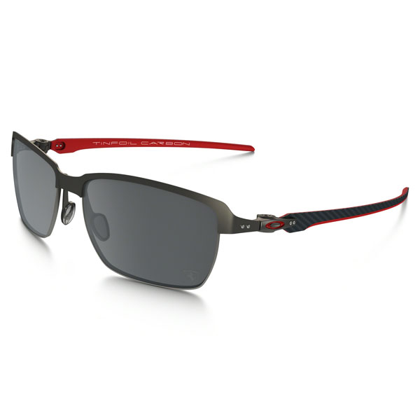 Cheap Oakley TINFOIL CARBON® POLARIZED SCUDERIA FERRARI® COLLECTION OO6018-06 Men Online
