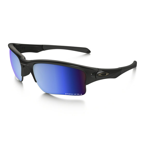 Cheap Oakley QUARTER JACKET™ (YOUTH FIT) PRIZM™ DEEP WATER POLARIZED OO9200-16 Men Online